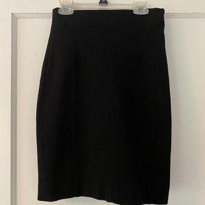 MM Lafleur Black Pencil Skirt